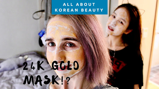 ELIZAVECCA 24k Gold Mask & EGF Elastic Retinol Cream Review (video) • Wonderlifeofsara