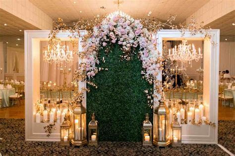 Luxurious Gold, Blush   Mint Wedding {Arte De Vie