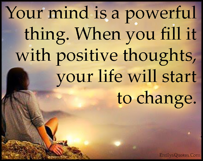 Top 12 Power Of Positive Thinking Quotes Successstoryweb