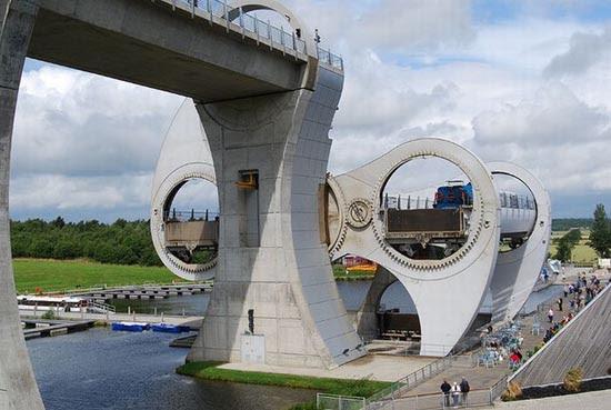 Falkirk Wheel (11)