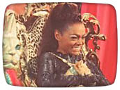 Eartha Kitt / Catwoman