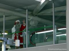 Babbo Natale arriva in Giapppone