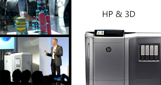 Intel and HP Multi Jet Fusion Tech