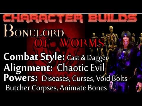 Skyrim Build: Bonelord of Worms ~ Zhakaron com