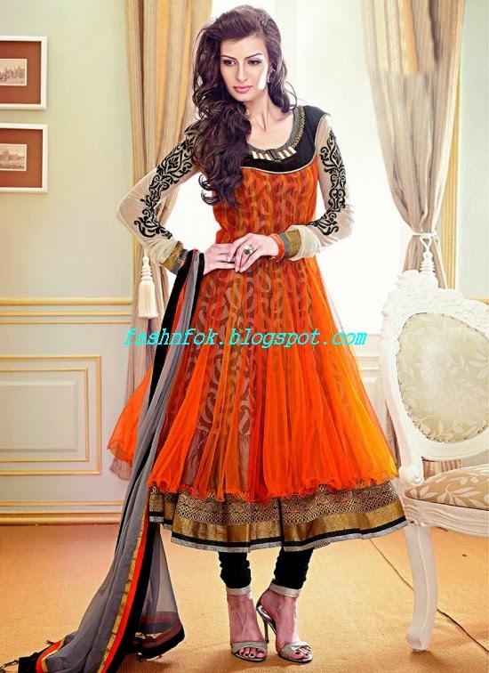 Beautiful-Gorgeous-Anarkali-Bridal-Wedding-Frock-New-Fashion-Trend-for-Cute-Girls-2013-14-8