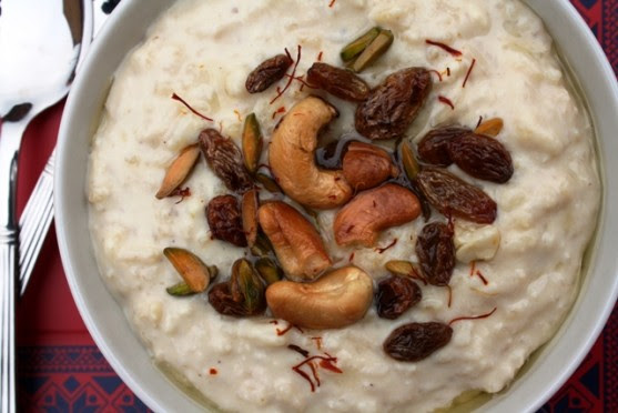 South Indian Coconut Rice Pudding | Indian Recipes ...