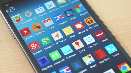 5 Must Have Apps for Your Phone