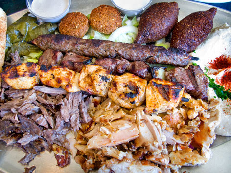 Where to Eat Middle Eastern Food in Detroit | Eat Your World Blog