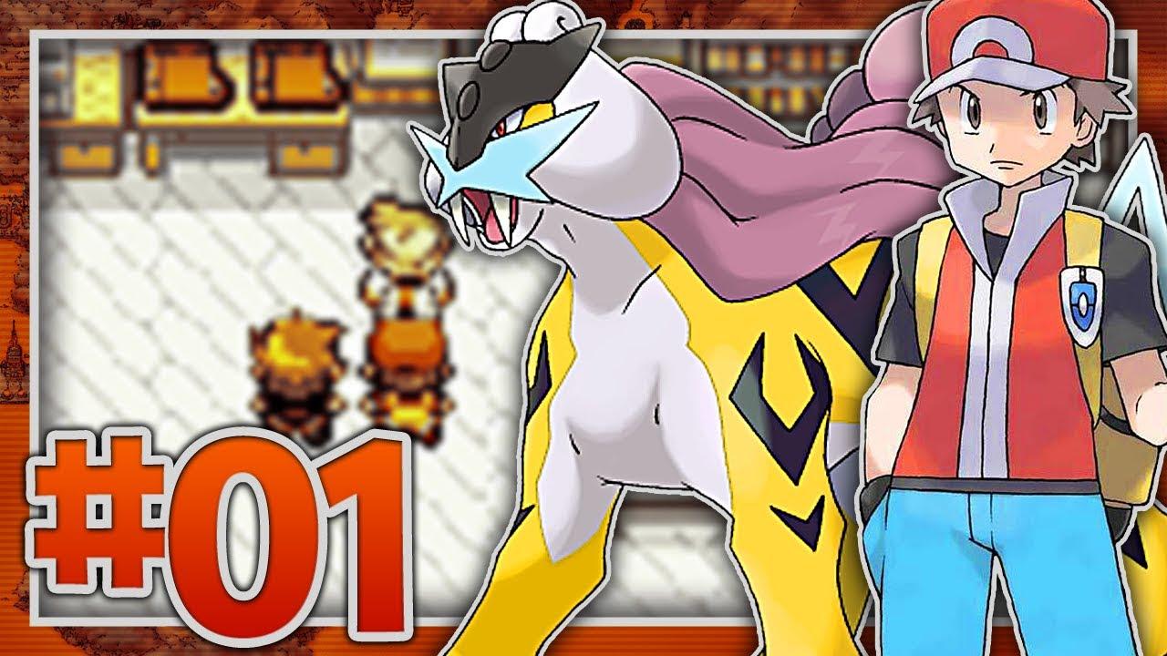 Pokemon Fire Red Randomizer Nuzlocke  Part 1  quot;A New