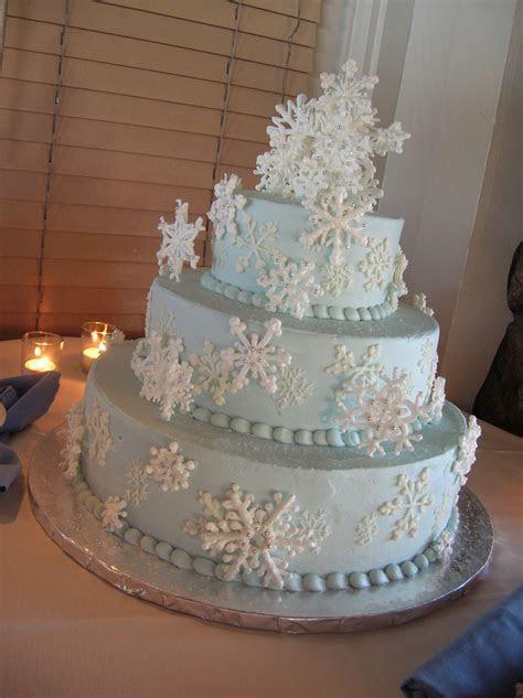 winter birthday cakes for kids   13 Winter White