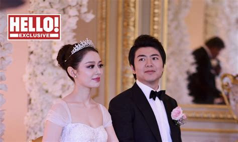 Pianist Lang Lang and Gina Alice Redlinger marry in star
