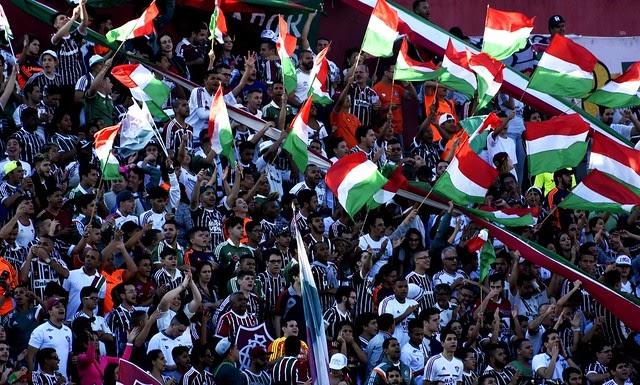 Torcida comparece e Fluminense volta a vencer