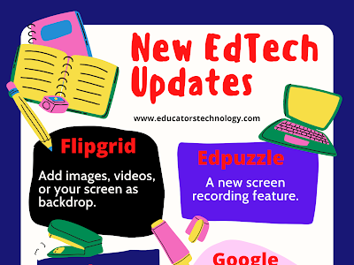Important EdTech Updates Teachers Should Be Aware of