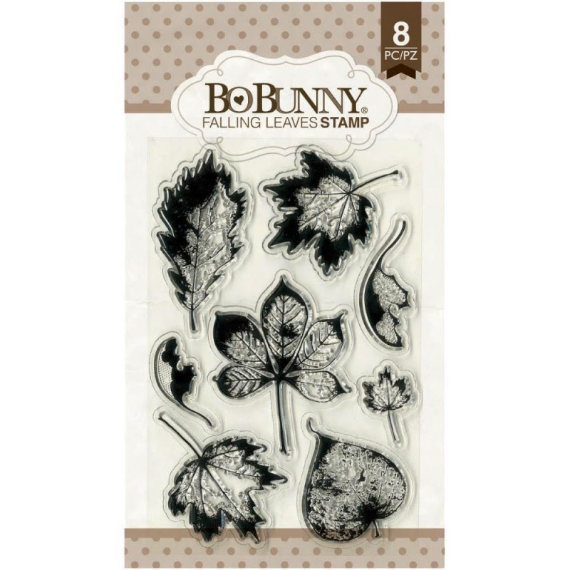 Резултат с изображение за bo bunny stamp leaves