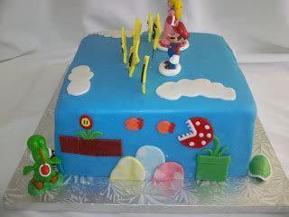 Creative Cakes By Angela: Super Mario Bros