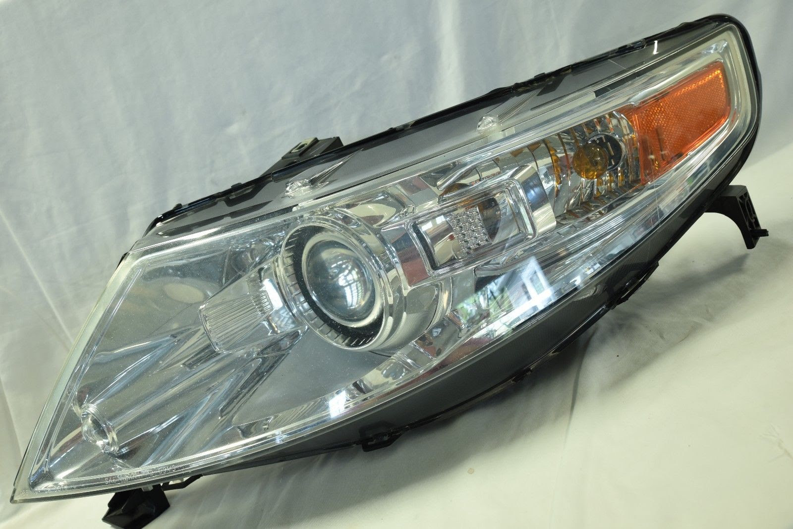 2009 Lincoln Mks Headlight Replacement