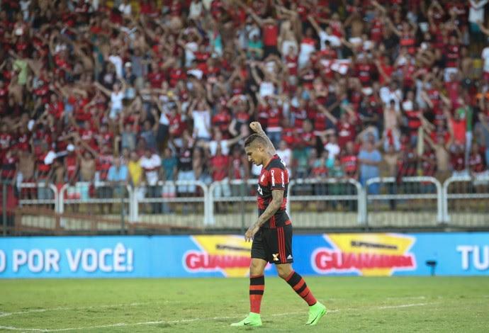 Guerrero Flamengo x Madureira (Foto: Gilvan de Souza/Divulgação Flamengo)