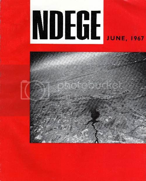 Cover, Ndege 1967 - o6