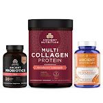 Women's Health Bundle for ages 20 - 40 3-Pack | Ancient Nutrition