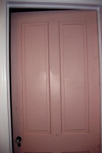Anna's door -before