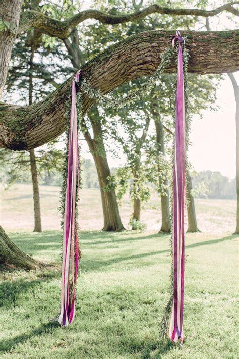 10 Great Tree Wedding Decoration Ideas