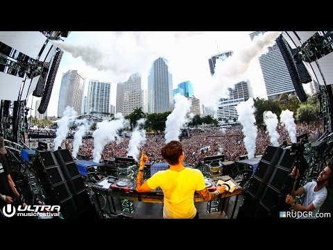 Blasterjaxx - LIVE at Ultra Music Festival, Miami