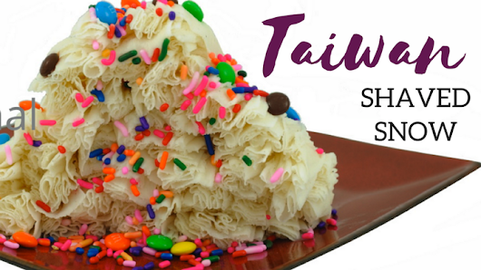 SnowVille Shavery: shaved ice with a twist - Roamilicious