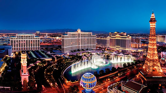 Largest Nevada casinos profit $1.6B during fiscal year 2017