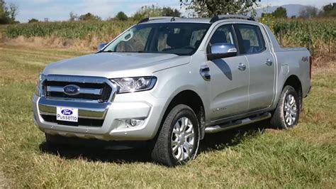 nueva ford ranger limited  test drive doovi