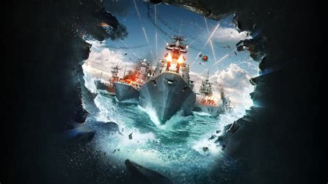 wallpaper world  warships  hd games