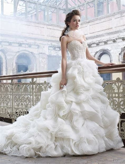 Top 10 Ideas For Your Dream Wedding Dress   Top Inspired