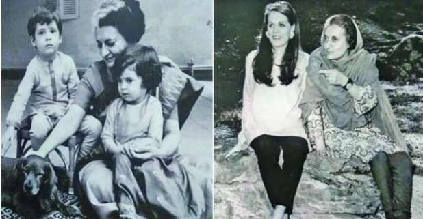 Indira Gandhi's Special Quotes And Unseen Pictures On Her Birth Anniversary
