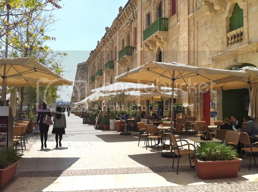Valletta Waterfront Malta Travel Blogger