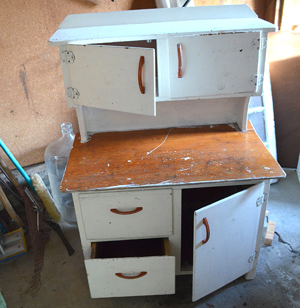 DIY: Upcycled Play Kitchen   Hip Chick Digs