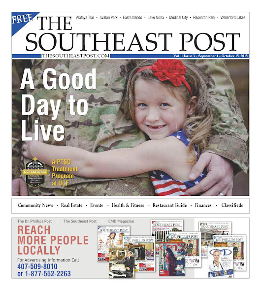 The Southeast Post  (Sept. 1-Oct.15, 2015