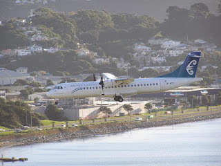 Mount Cook Airline ATR72