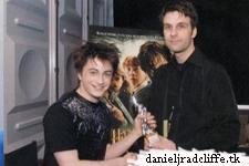Daniel wins Silver Bravo Otto Award