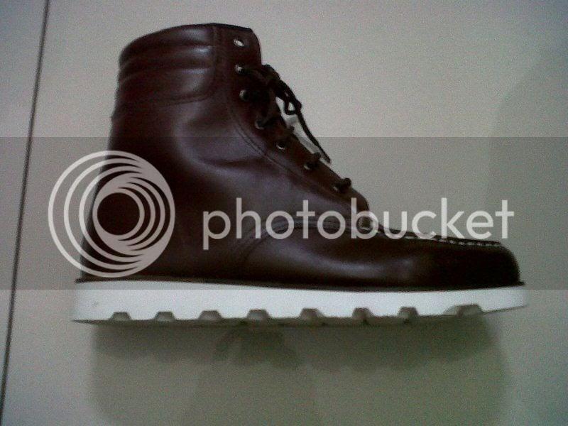 Toko & Pembuatan Sepatu Online: Sepatu Boots Tipe 5