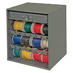 "Durham Mfg 297-95 Wire Spool Cabinet,16-1/2"" H,15-3/16"" W"