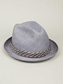 Miansai Mens Panama Hat