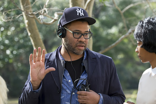 "Sketch comedian Jordan Peele takes on a terrifying ""monster"" in directorial debut horror film 'Get Out' 