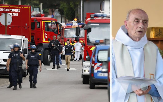 Murder of a priest: how the horror unfolded as two Islamic State terrorists took church by storm