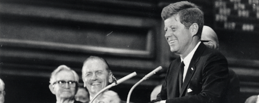 Remembering John F. Kennedy's Final Visit To Utah