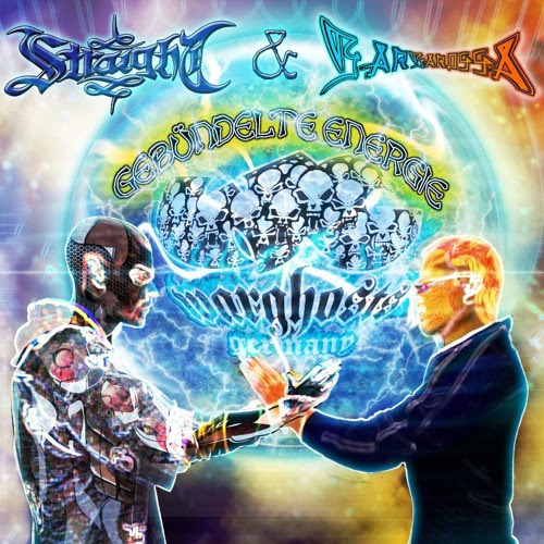 Straight & Barbarossa - Gebündelte Energie by Warghosts Germany