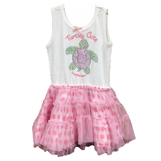 Kids Turtley Cute Dress