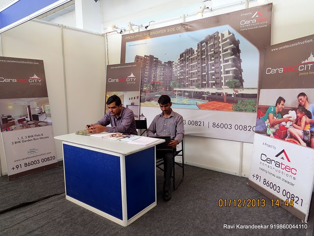 www.ceratecrealtors.com  Ceratec Constructions  Ceratec City Yewalewadi - 94.3 Radio One Pune  'Dream Property Expo' - Pune Property Exhibition - 30th November & 1st December 2013 at Ramee Grand Hotel, Apte Road, Pune