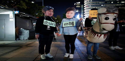 What you should know about South Korea's political scandal: the same old story – but with a twist?