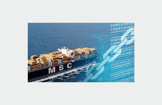 Maqta partners with MSC for block chain project - Latest Maritime & Shipping News Online - The Maritime Standard
