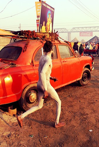 The Naga Babas At Maha Kumbh by firoze shakir photographerno1