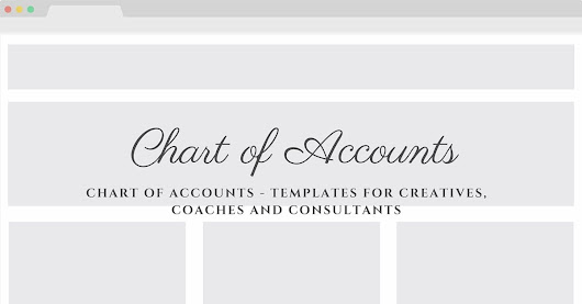 5 Steps To Creating Your Own Chart Of Accounts | The Common Cents